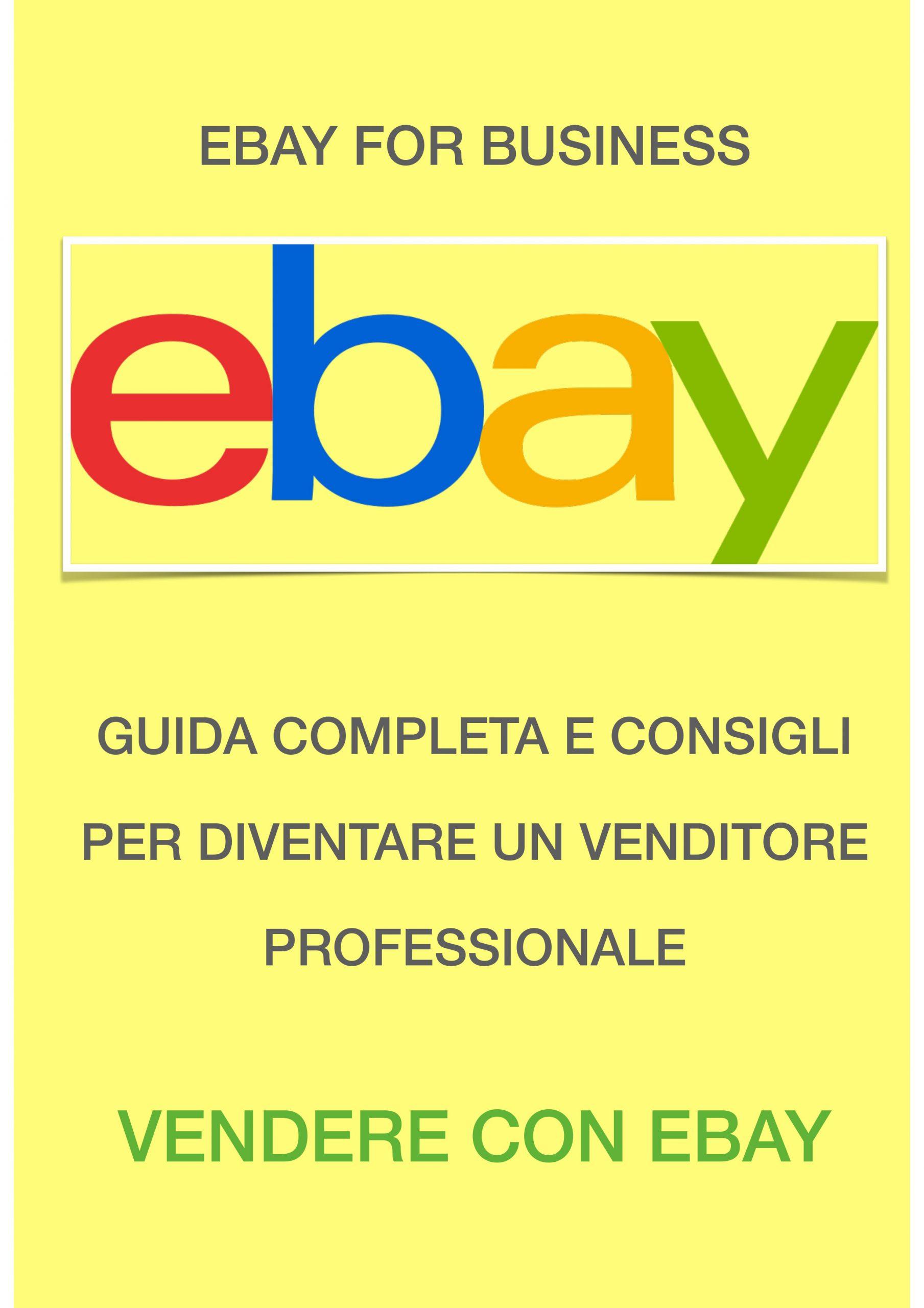 Vendere con Ebay